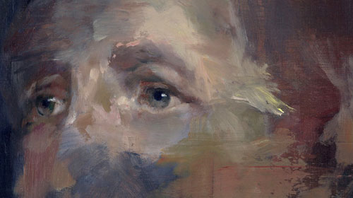 Jake Wood-Evans - Sir John Fawcett, after Sir Thomas Lawrence (2013)